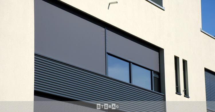 Tende oscuranti per finestre e facciate tendenzedisole tende da sole a domodossola verbania - Pellicole oscuranti per finestre ...
