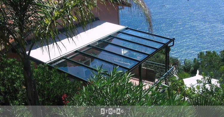 Coperture per terrazzi tendenzedisole tende da sole a for Tutto per terrazzo
